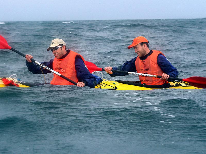 Sea Kayaking off the Kerry coast