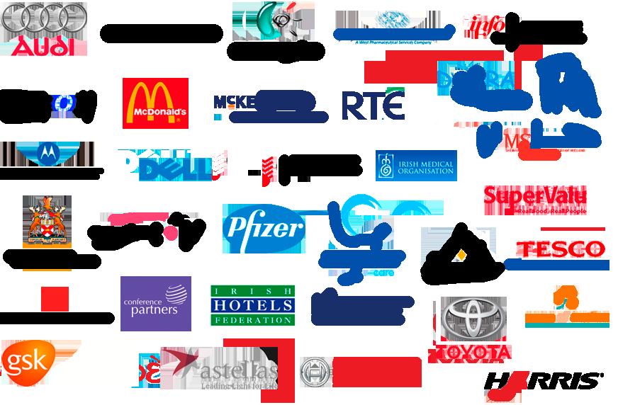 Hidden Ireland Tours Corporate Clients