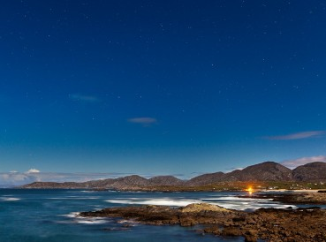 The rugged amphitheatre of Allihies lies at the tip of the fiercely rugged Beara Peninula