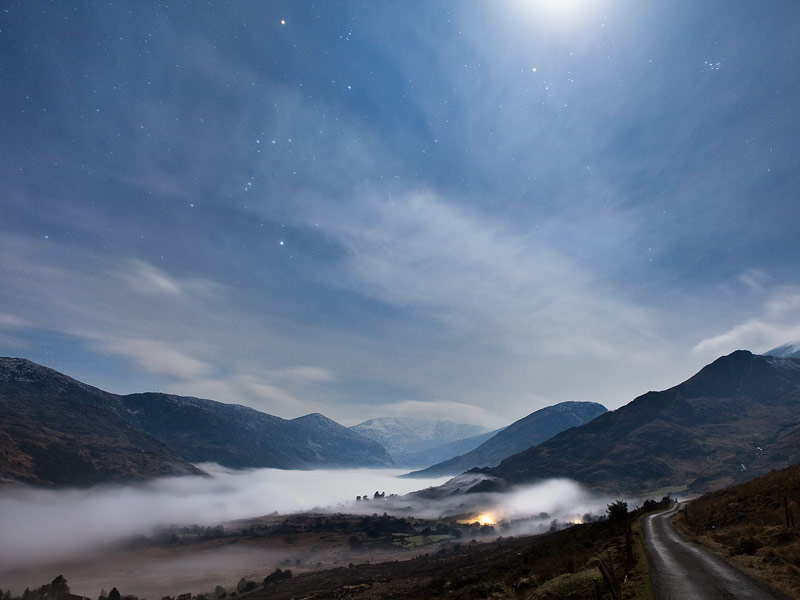 The Black Valley, Killarney