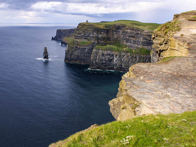 Cliffs of Moher on the Wild Atlantic Way