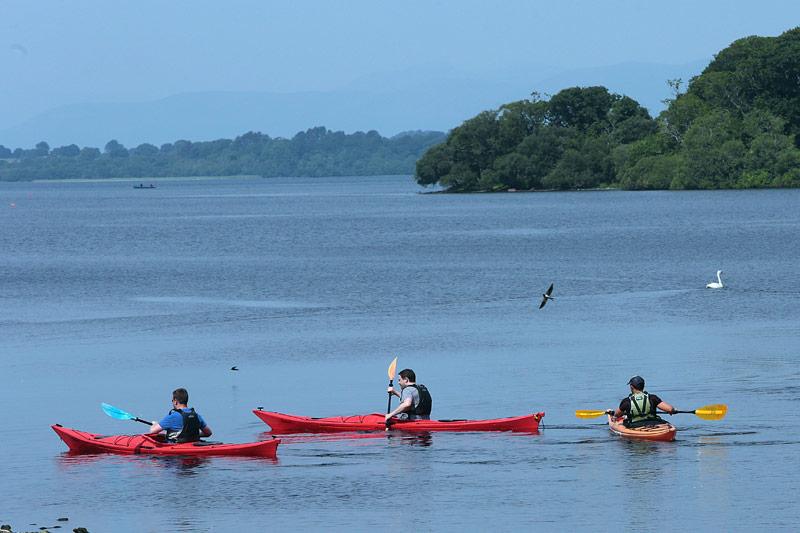 Canoeing & Kayaking in Killarney