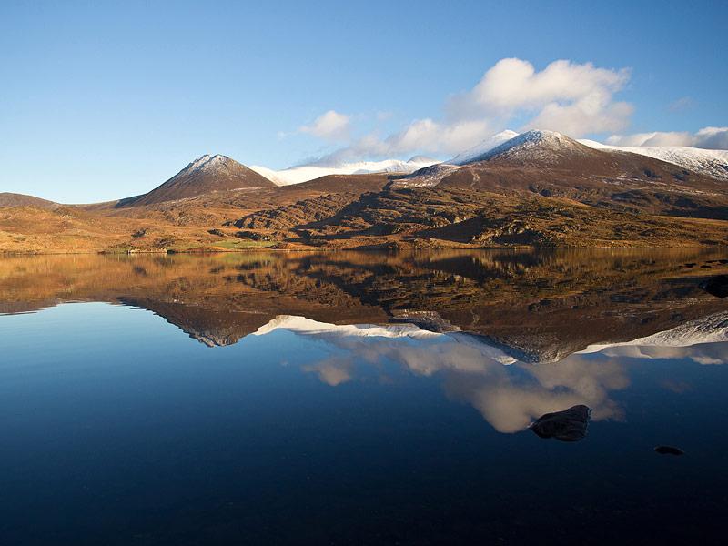 Lough Acoose, Glencar, County Kerry