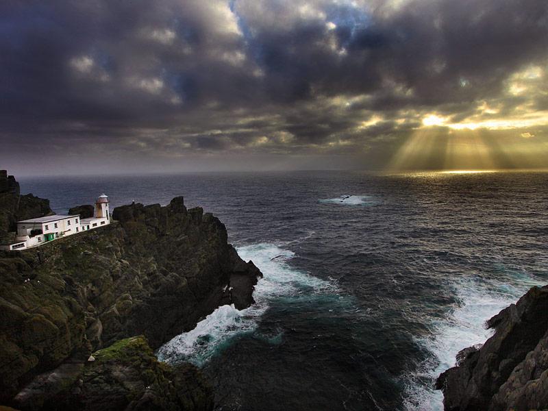 Skellig lighthouse