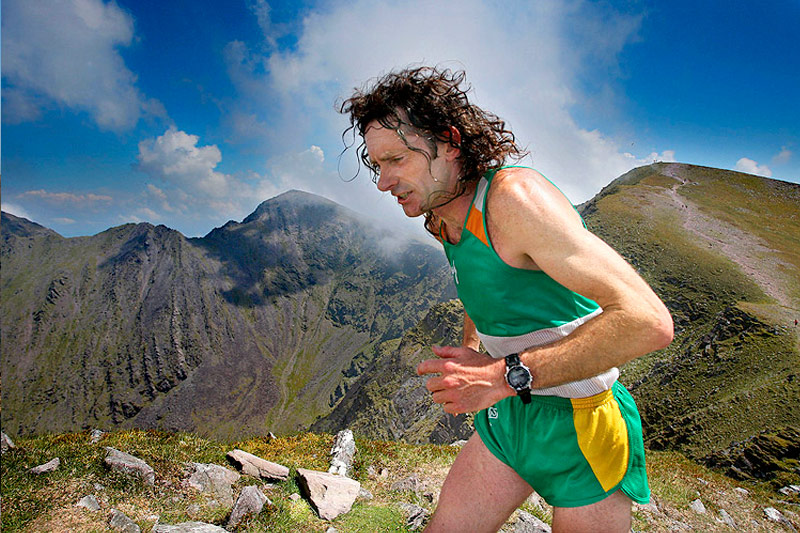Trail Running Kerry's spectacular landscape