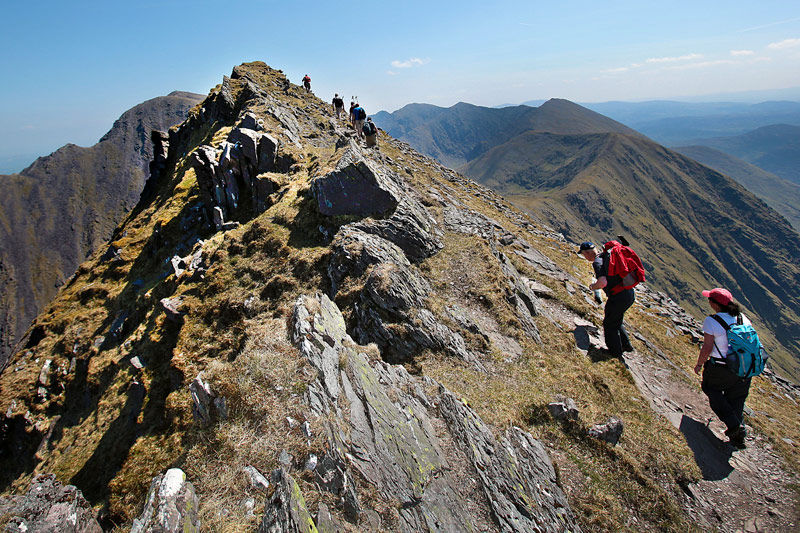 Walking and Hillwalking in Kerry