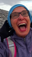 Hiking the holy mountain can bring about all kinds of reactions