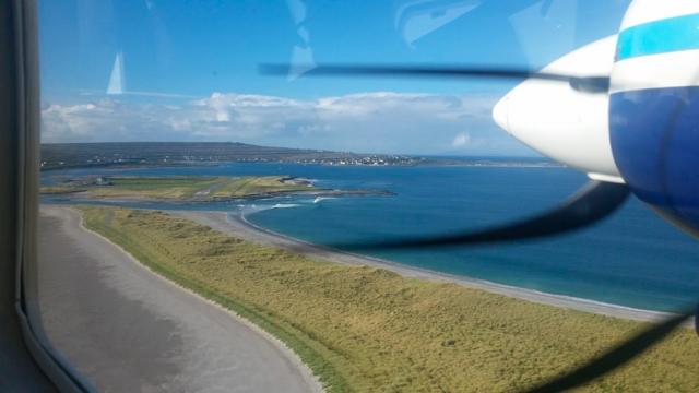 Island hopping..