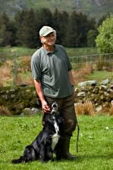 Our neighbour, friend and shepherd, Seamus Murphy, Sneem, County Kerry