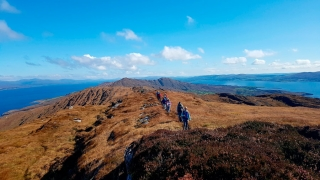 Sheeps Head Peninsula hiking, County Cork