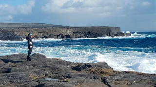 The sacred Wild Atlantic, County Galway