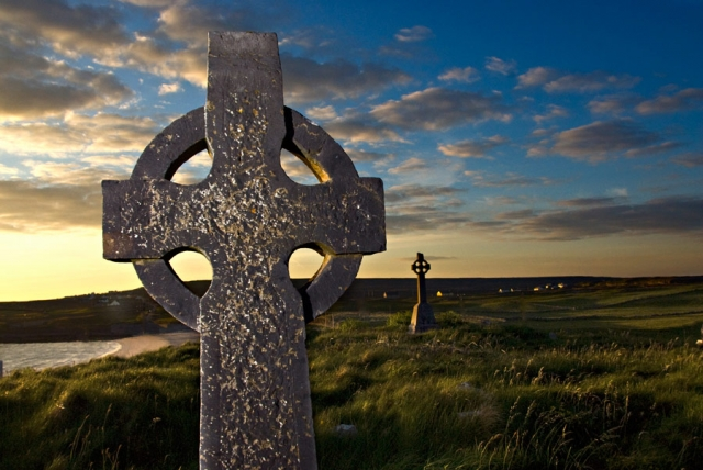 With it's rich Celtic Spirituality, Ireland remains a powerful place fop pilgrimage for many