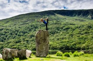 Yoga Retreat, Beara Peninsula, County Cork