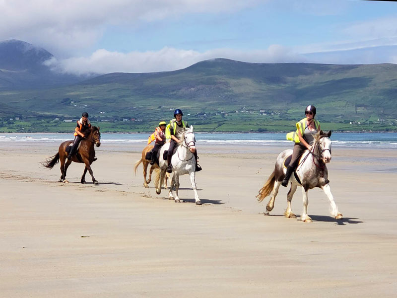 Horseriding Kerry